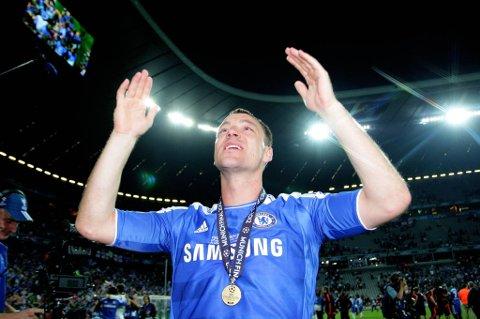 Jeg har ventet åtte eller ni år på dette øyeblikket, sier Chelseas John Terry.
