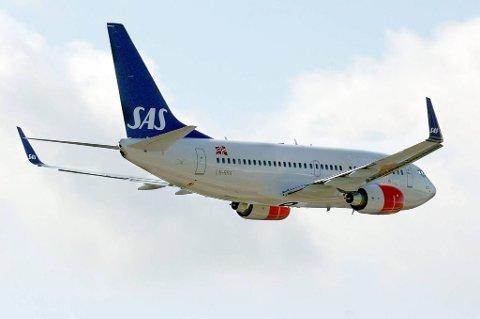 Et SAS-fly meldte om røykutvikling i cockpiten før landing i Kirkenes onsdag.