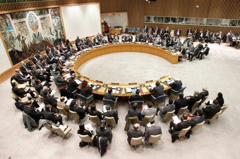 FNs sikkerhetsråd skal holde krisemøte om Syria søndag.