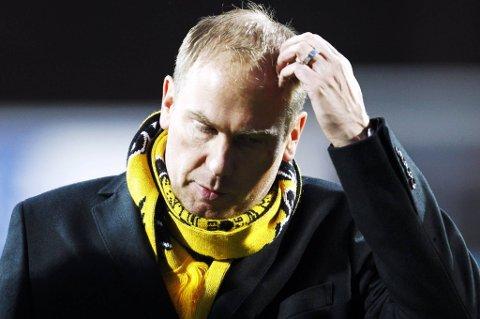 Magnus Haglund har ikke fått det helt til i Lillestrøm foreløpig.
