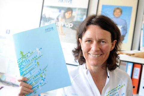 Stiftelsen Aktiv mot kreft arbeider hardt for å stimulere kreftpasienter til fysisk aktivitet. Daglig leder Helle Aanesen framholder at betydningen av dette i kreftbehandlingen er godt dokumentert i nyere forskning.