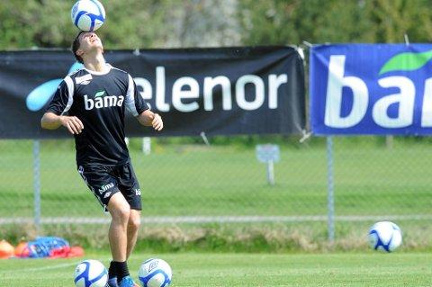Morten Gamst Pedersen gleder seg til ferie, men mobiliserer siste rest mot Kroatia lørdag.