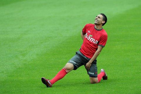 Mohammed Abdellaoue står over lørdagens landskamp mot Kroatia.