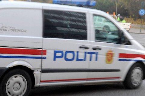 Ingen er pågrepet etter at to ranere slo til mot en mann ved en minibank i Stokke i Vestfold søndag formiddag.