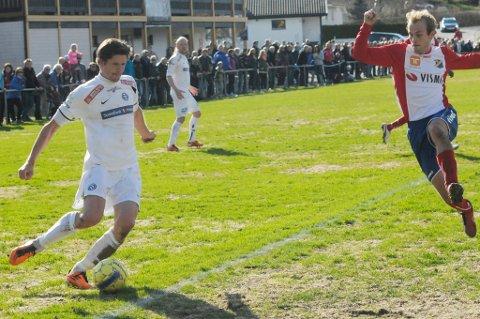 Spillende trener Benny Olsen ledet Modum FK fram til en ny sterk seier. Denne gang over Drammen da moingene vant 4-1 etter en sterk opphenting.