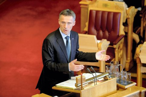 Statsminister Jens Stoltenberg avviser forslaget om en egen Afghanistan-gransking nå.