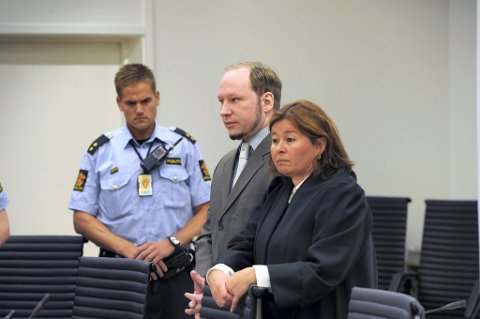 Anders Behring Breivik kan få dommen 24.august.