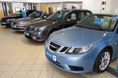 Saab er kjøpt opp av et elbil-konsortium.