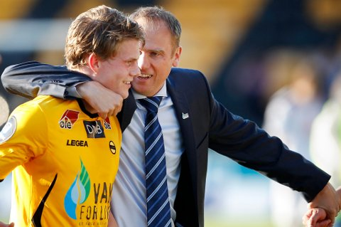 SELGES SNART: Björn Bergmann Sigurdarson nærmer seg Wolverhampton.