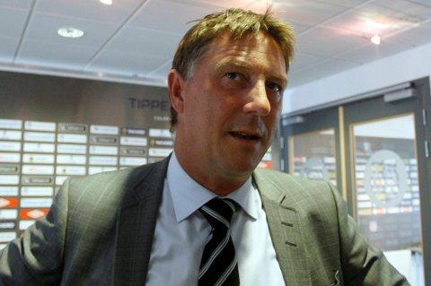 Kjell Jonevret.