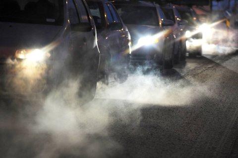 WHO: Eksosgass fra diesel er kreftfremkallende.