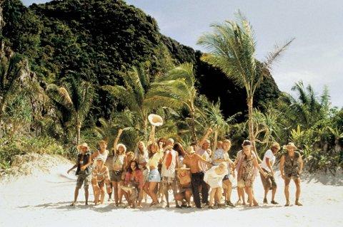 «The Beach» fra 2000 trigger fortsatt reiselysten til nordmenn. Filmen ble spilt inn på øya Koh Phi Phi et lite stykke utenfor Phuket.