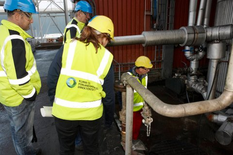 Klif kontrollerer blant annet  renseanlegg, industriprosessanlegg, avfallsmottak og tanker med kjemikalier og avfall.