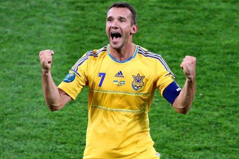 Andrej Sjevtsjenko leverte varene med sine to scoringer mot Sverige. Men det blir verre mot Frankrike, tror vi.