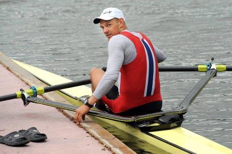 Olaf Tufte er usikker på om han klarer å finne formen i tide til OL i London.