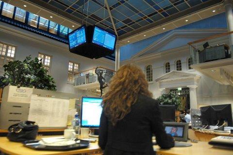 Nettsidene til Oslo Børs er de siste dagene blitt utsatt for flere angrep og er derfor tatt ned.