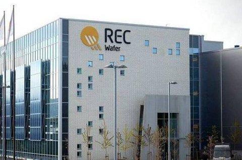 REC-aksjen sto for fredagens største nedtur.