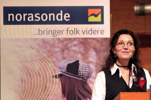 SKAPER URO: Administrerende direktør Bodil Løkken Bendiksen beskyldes for å skape et urolig arbeidsmiljø.