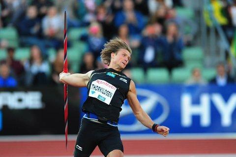 Andreas Thorkildsen fristes av EM-gull nummer tre på rad.