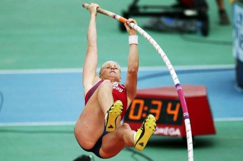 Cathrine Larsåsen vil heller til EM-finalen enn å nå OL-kravet. Men helst vil hun klare begge delene.