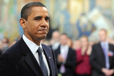 Obama besøker storbrannen i Colorado.