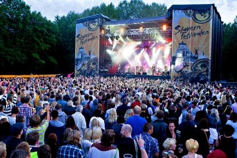 Fra Stavernfestivalen 2011