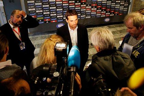 Presset rundt manager Martin Andresen blir ikke mindre etter mandagens kamp mot Stabæk tror vår oddsekspert.