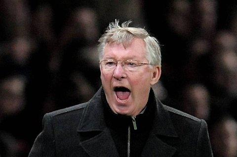 Sir Alex Ferguson er forbanna (igjen). Nå fordi ett av klubbens største talenter forlater Manchester United.