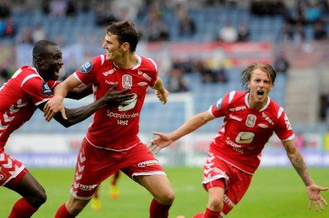 Kim Ojo sendte Brann videre til kvartfinalen i cupen med sin scoring i andre ekstraomgang.
