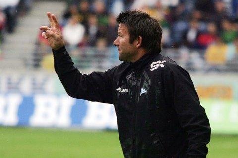 TIL LSK: Bård Wiggen trer inn i trenerteamet resten av sesongen.