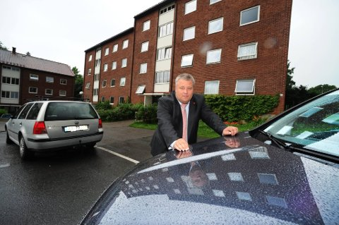 Bård Hoksrud mener at norske husholdninger bruker for mye av sitt budsjett på bil og transport.