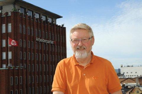 Nestleder Tor-Arne Solbakken må balansere mange hensyn når organiseringen av LO er oppe til debatt.