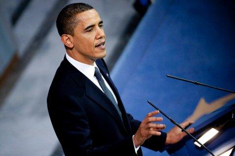 President Barack Obama ber om skattekutt for amerikanere flest.