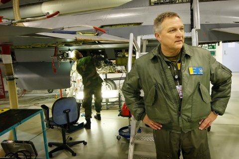 Per Egil Rygg er utnevnt til generalinspektør for Luftforsvaret.