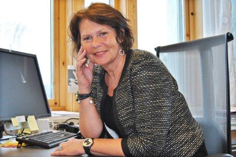 Rådmann i Tjøme kommune, Christine Norum.