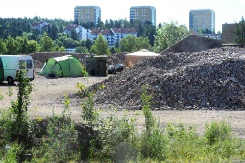 Lederen av Bjerke bydelsutvalg tror de fleste vil dra fra Årvoll i løpet av helgen.