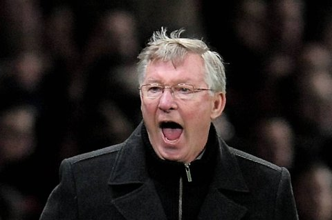 Sir Alex Ferguson har bekreftet at Manchester United har lagt inn bud på Robin van Persie.