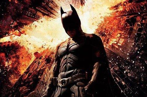 Den nye Batman-filmen, The Dark Knight Rises, har premiere natt til onsdag.