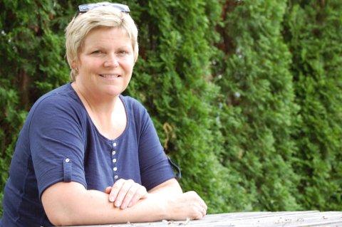 Cecilie P. Øyen, pleie- og omsorgssjef i Jevnaker kommune.