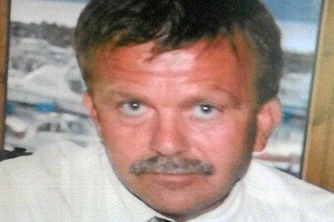 Politiet i Narvik ønsker tips fra personer som har sett Bjarne Kristiansen (55). Han ble sist sett torsdag kveld i Narvik.