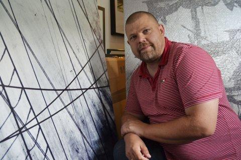 Fotograf Rune Nylund Larsen på Søndeled har hatt et aktivt år. Nå er han aktuell som utstiller med egen stand på Trebåtfestivalen.