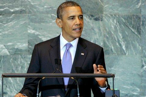 Barack Obama gir grønt lys for en opptrapping av støtten til de syriske opprørerne.