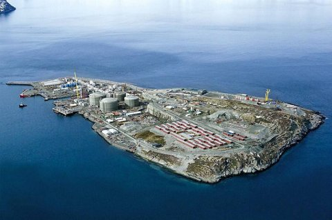Blir det ikke funnet mer gass på Snøhvit-feltet, blir det heller ikke aktuelt å bygge ut ytterligere kapasitet på Melkøya.