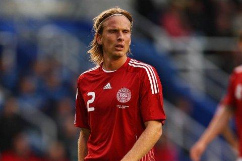 Christian Poulsen vil ikke aksle den røde landslagsdrakten mer.