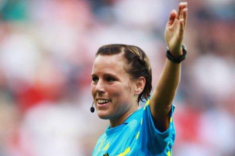 Christina Westrum Pedersen fikk krass kritikk etter semifinalen mellom Canada og USA.