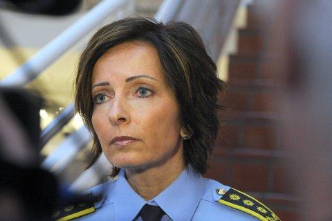 Politiinspektør Hanne Kristin Rohde ved Oslo Politikammer.