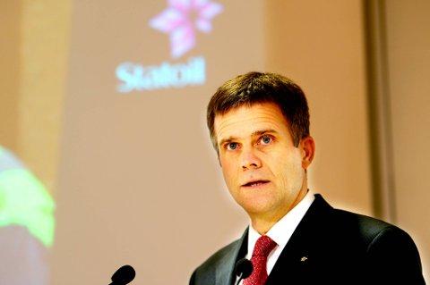 Staoil har nedskrevet investeringen i Stockman-feltet, og konsernsjef Helge Lund har gått ut av styret i Stockman Development.
