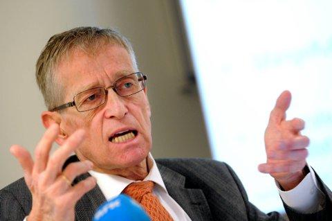 Jakten på helsetilsynsdirektør Lars E. Hanssens etterfølger har startet.