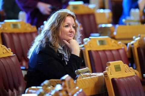 Nestleder Dagrun Eriksen i Kristelig Folkeparti tar gjenvalg på Stortinget.