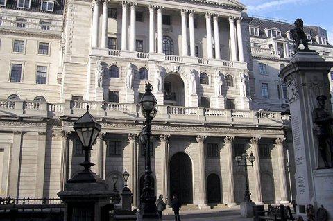 Bank of England spår fortsatt krisetider.